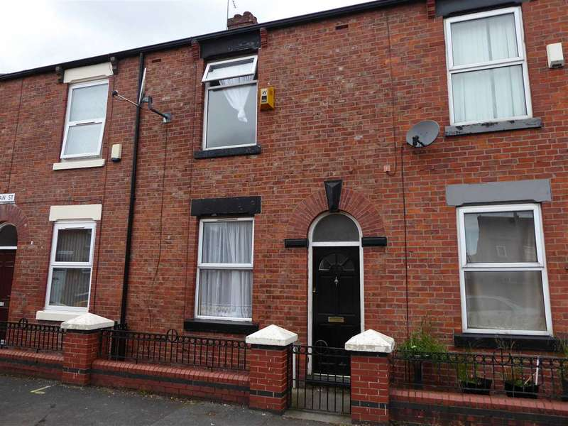 2 Bedrooms Terraced House for sale in Adrian Street, Moston, Manchester