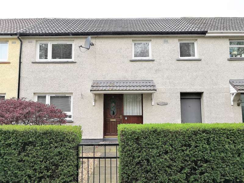 3 Bedrooms Terraced House for sale in Strowan Square, Grangemouth