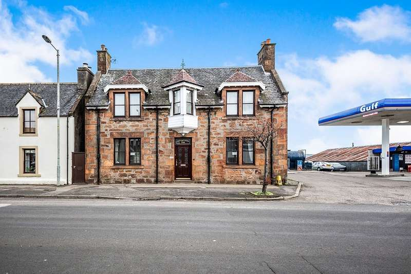 5 Bedrooms Detached House for sale in High Street, Invergordon, IV18