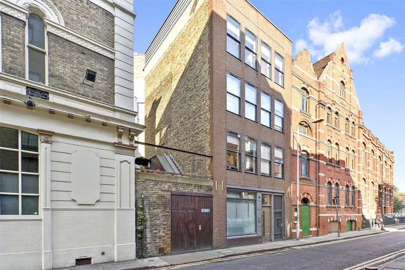 2 Bedrooms Flat for sale in Regnum Apartments 6 Wheler Street London