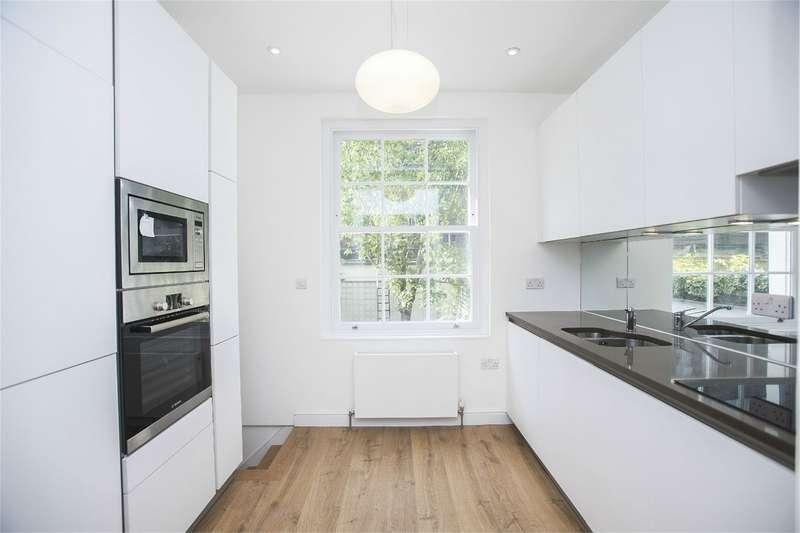 2 Bedrooms Property for sale in Shepherdess Walk Islington