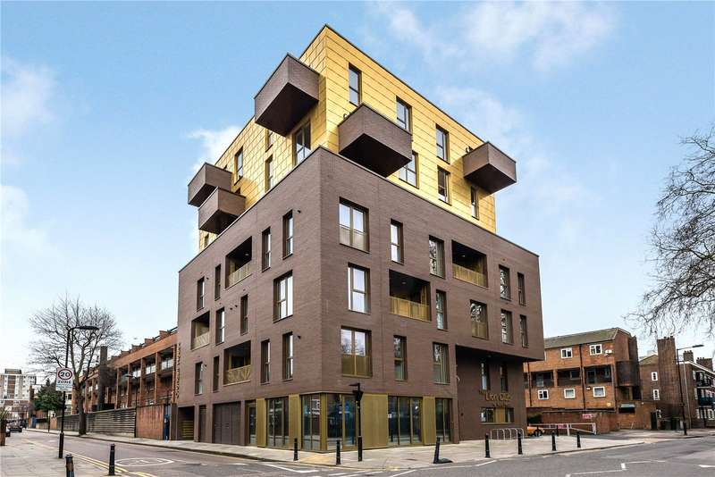 1 Bedroom Property for sale in The Residence Hoxton London