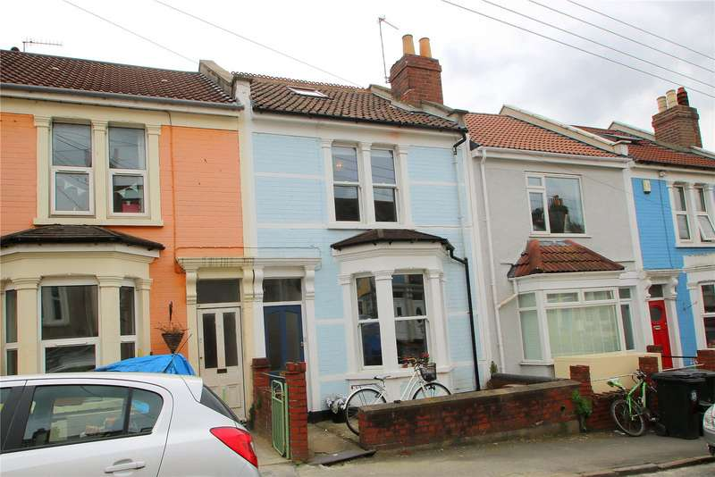 4 Bedrooms Terraced House for sale in Quantock Road Windmill Hill Bristol BS3