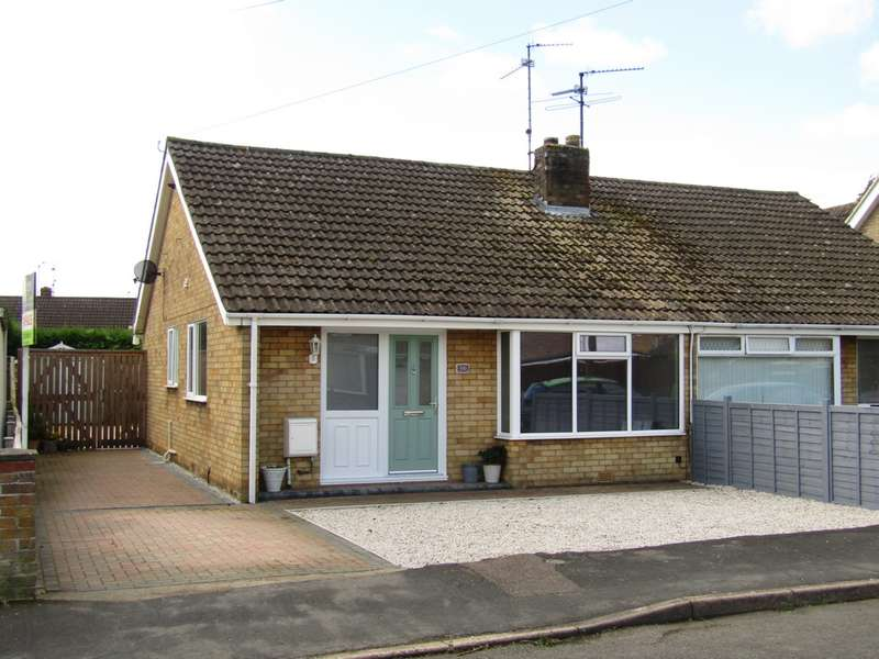 2 Bedrooms Bungalow for sale in Topham Crescent, Thorney, PE6