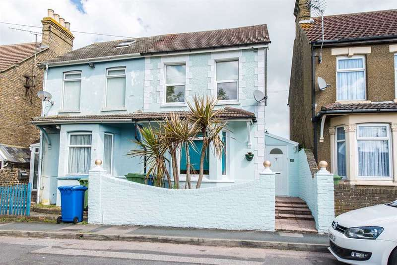 3 Bedrooms Semi Detached House for sale in Terrace Road, Sittingbourne