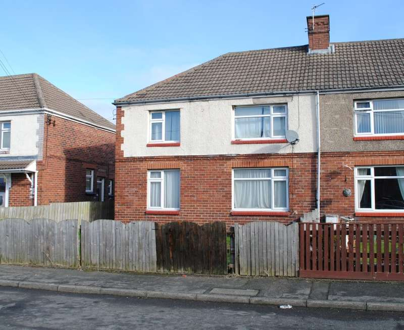 4 Bedrooms Semi Detached House for sale in Coleridge Road, Chilton, Ferryhill, County Durham, DL17 0HS