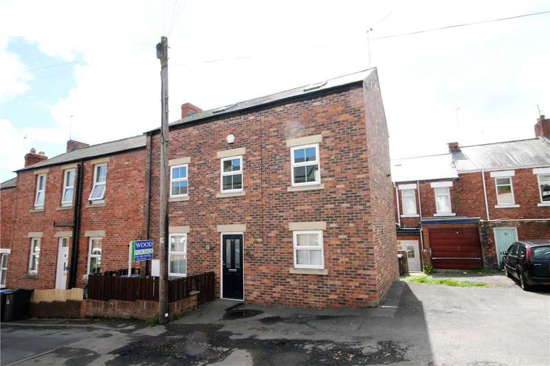 3 Bedrooms End Of Terrace House for sale in Ashley Terrace, Chester Le Street, Co Durham, DH3