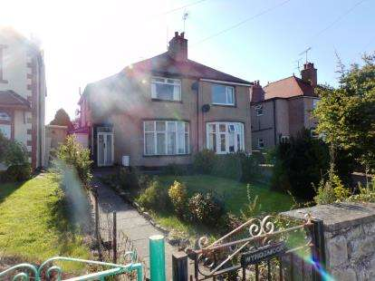 3 Bedrooms Semi Detached House for sale in Ffordd Penrhwylfa, Prestatyn, Denbighshire, LL19
