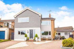 5 Bedrooms Detached House for sale in Randolph Close, Canterbury, Kent