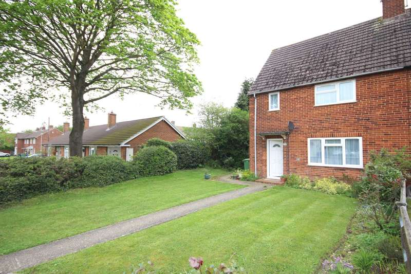 3 Bedrooms Semi Detached House for sale in Binfield Road, Bracknell