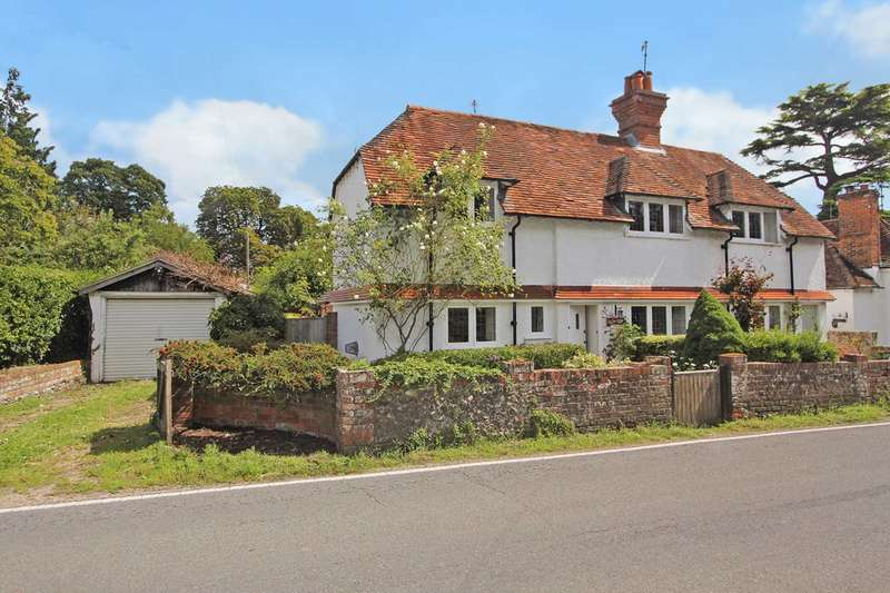 3 Bedrooms Semi Detached House for sale in Whitchurch On Thames, Oxfordshire