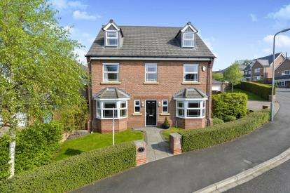 5 Bedrooms Detached House for sale in Carr Bridge Close, Aislaby Road, Eaglescliffe, Stockton On Tees