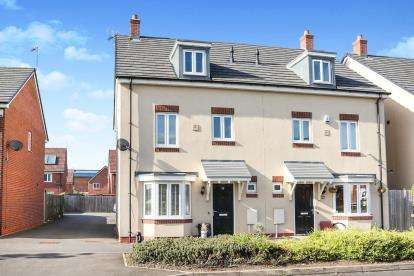 4 Bedrooms Semi Detached House for sale in Astoria Drive, Coventry, West Midlands, .
