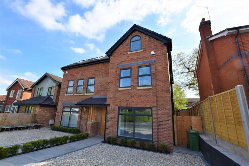 4 Bedrooms Semi Detached House for sale in Grasmere Road, Gatley