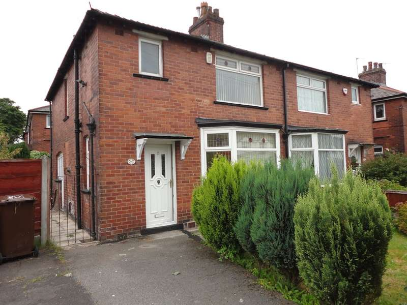 3 Bedrooms Semi Detached House for rent in Rectory Lane, Prestwich