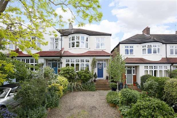 4 Bedrooms End Of Terrace House for sale in Rosendale Road, Dulwich