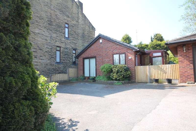 2 Bedrooms Detached Bungalow for sale in Whitworth Road, Rochdale