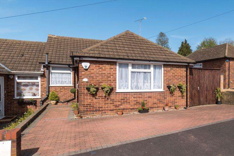3 Bedrooms Bungalow for sale in Hillary Crescent, Luton