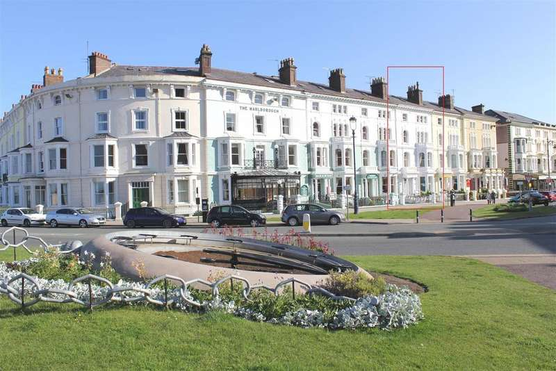 12 Bedrooms Guest House Commercial for sale in South Parade, Llandudno