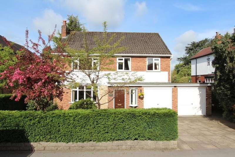 4 Bedrooms Detached House for sale in Cavendish Road, Heaton Mersey