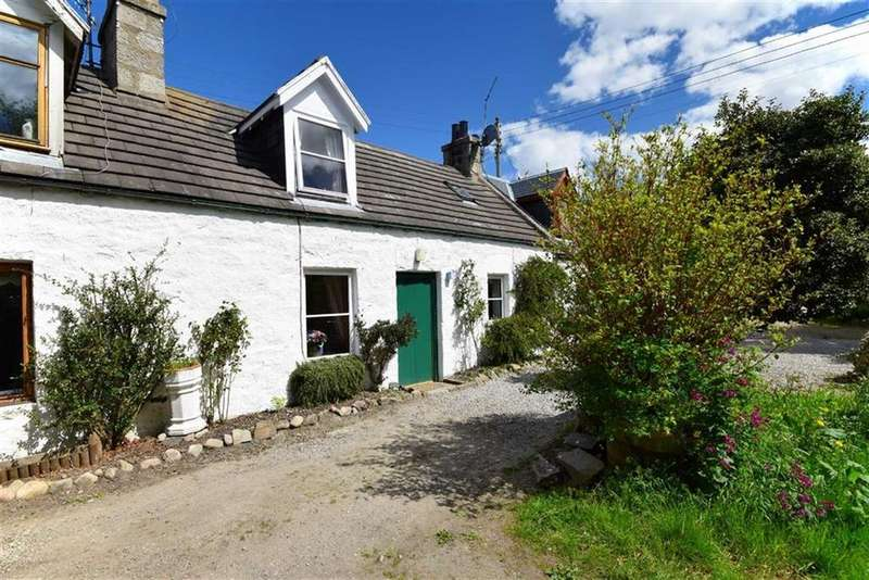 2 Bedrooms Terraced House for sale in Grantown On Spey