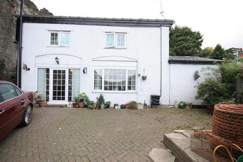3 Bedrooms House for sale in Lower Gate Street, Conwy