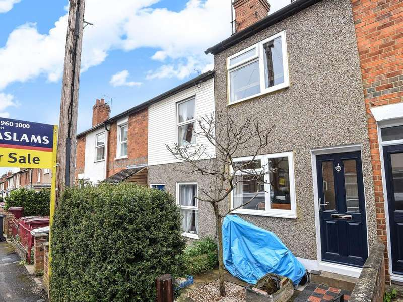 2 Bedrooms Terraced House for sale in Blenheim Gardens, Reading, RG1