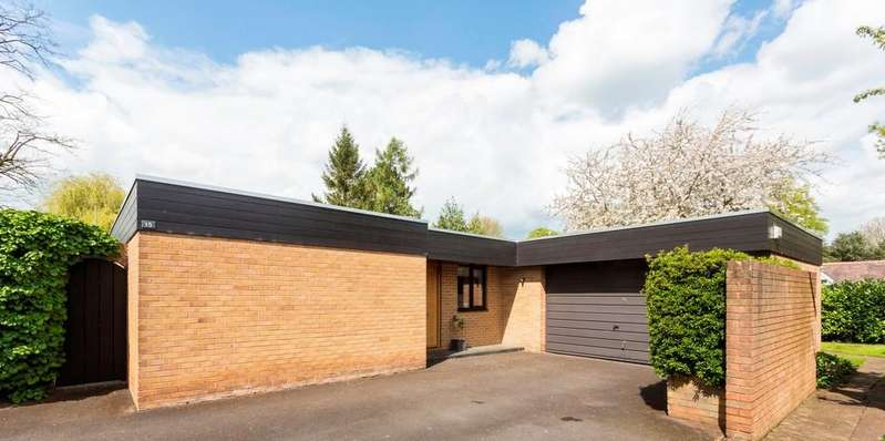 4 Bedrooms Detached Bungalow for sale in Newton Park, Newton Solney