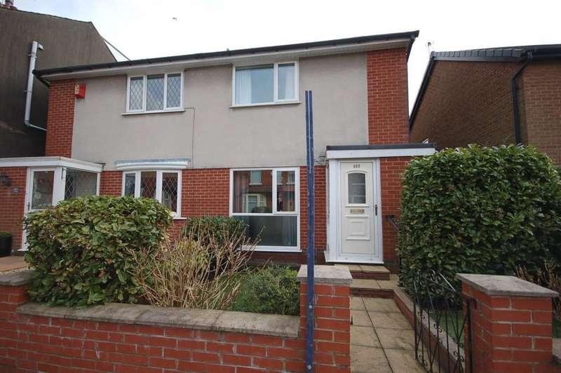 2 Bedrooms Semi Detached House for sale in Franklin Road, Blackburn