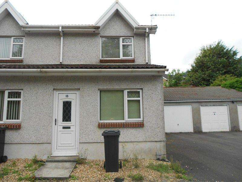 2 Bedrooms End Of Terrace House for rent in Heol Camlas Cwmavon, Port Talbot, Neath Port Talbot.