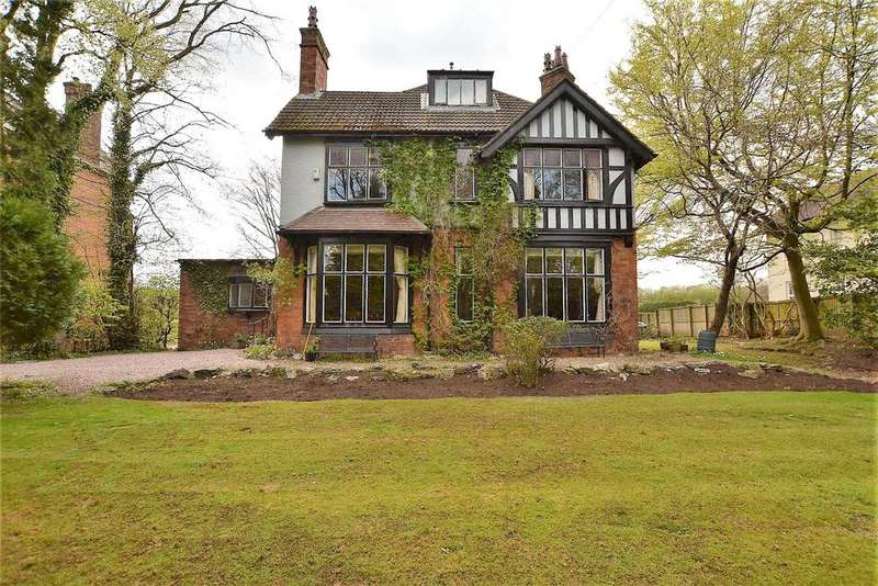 5 Bedrooms Detached House for sale in Darley Lodge, Weetwood Lane, Weetwood, Leeds, West Yorkshire
