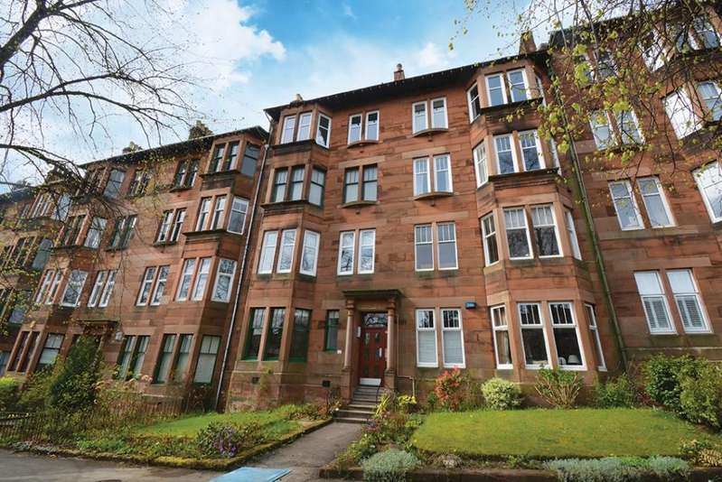 2 Bedrooms Flat for sale in 37 Beechwood Drive, Broomhill, G11 7ET