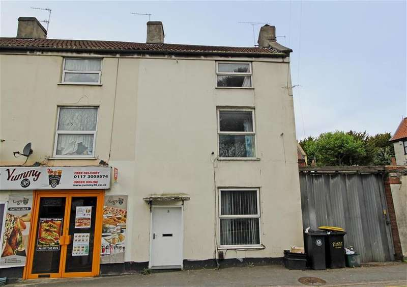 3 Bedrooms End Of Terrace House for sale in Church Hill, Brislington, Bristol