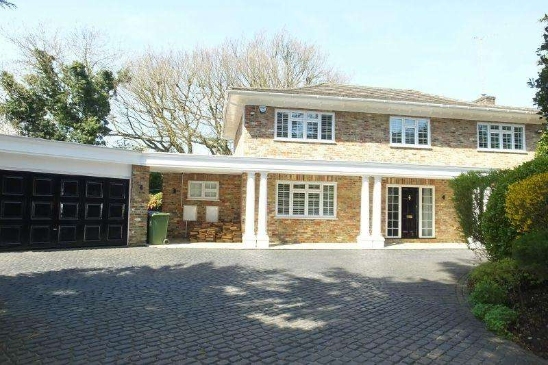 5 Bedrooms Detached House for sale in ST JOHNS/WOKING