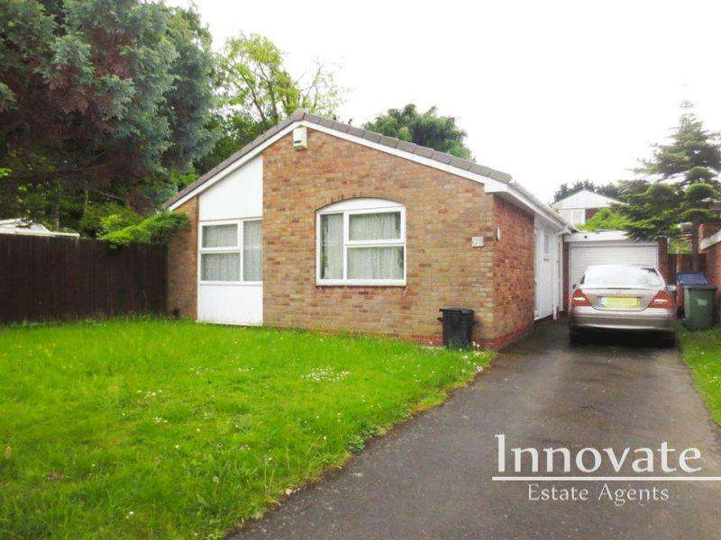 2 Bedrooms Detached Bungalow for sale in St Benedicts Close, West Bromwich