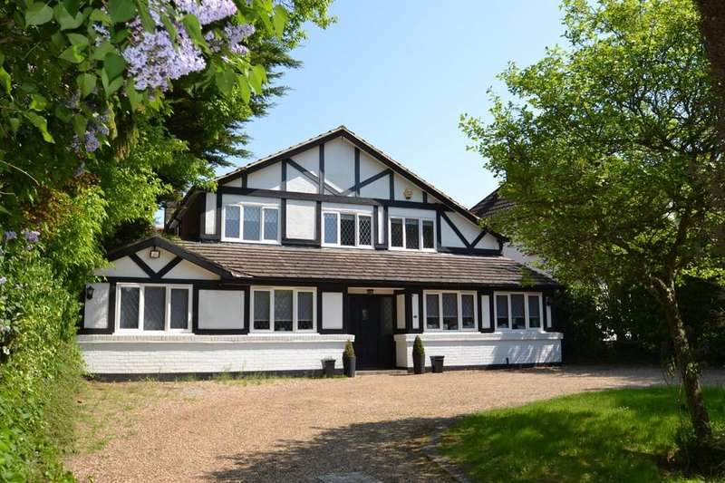 4 Bedrooms Detached House for sale in The Avenue, Radlett