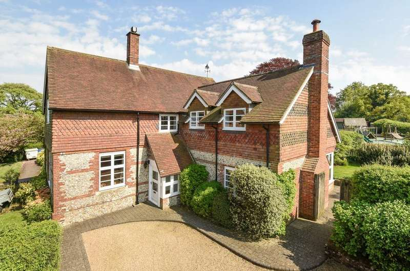 4 Bedrooms House for sale in High Cross Lane, Froxfield, GU32