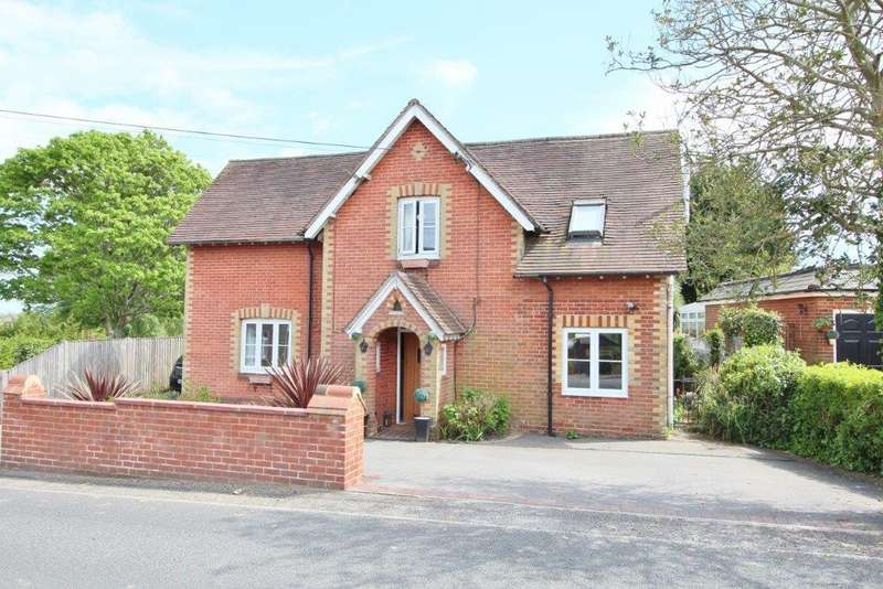 5 Bedrooms Detached House for sale in St Johns Road, Hedge End SO30