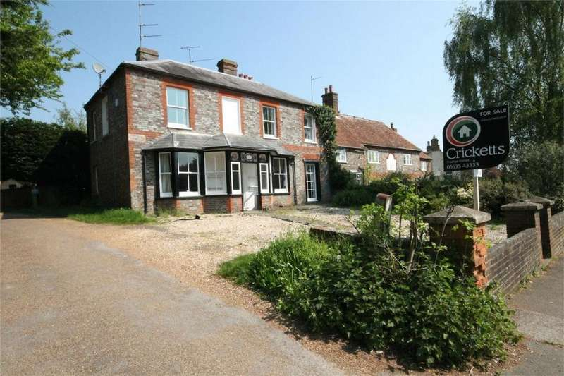 5 Bedrooms Semi Detached House for sale in Bath Road, Speen, NEWBURY, Berkshire