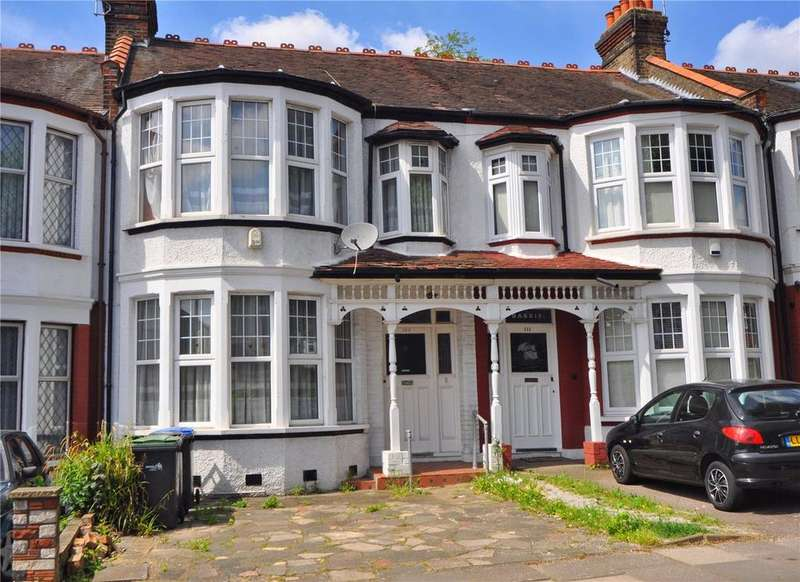 3 Bedrooms Terraced House for sale in The Grove, London, N13