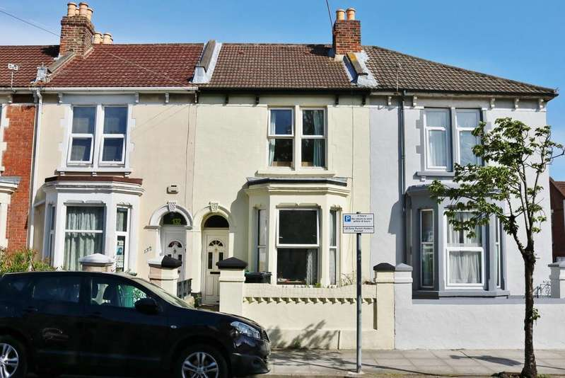 5 Bedrooms Terraced House for sale in St Andrews Road, Southsea