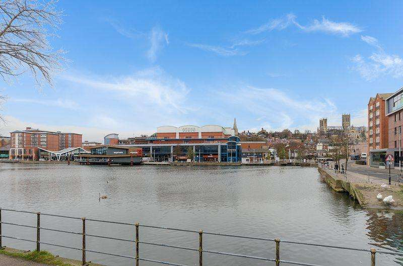 2 Bedrooms Apartment Flat for sale in 608 Witham Wharf, Lincoln