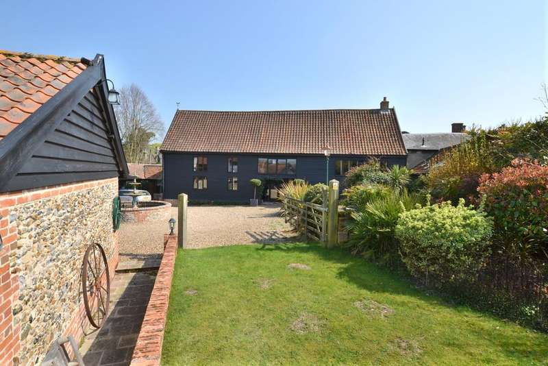 9 Bedrooms Barn Conversion Character Property for sale in Low Road, Scole, Norfolk