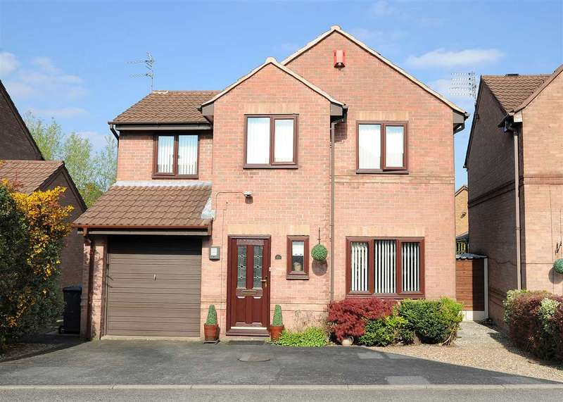 4 Bedrooms Detached House for sale in 26 Colling Close, Irlam M44 6BY