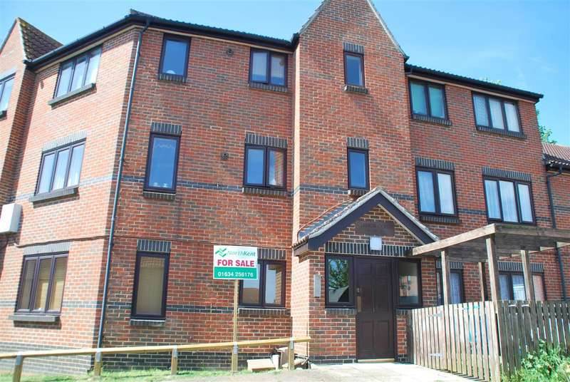 2 Bedrooms Apartment Flat for sale in PEAL CLOSE, HOO ST. WERBURGH