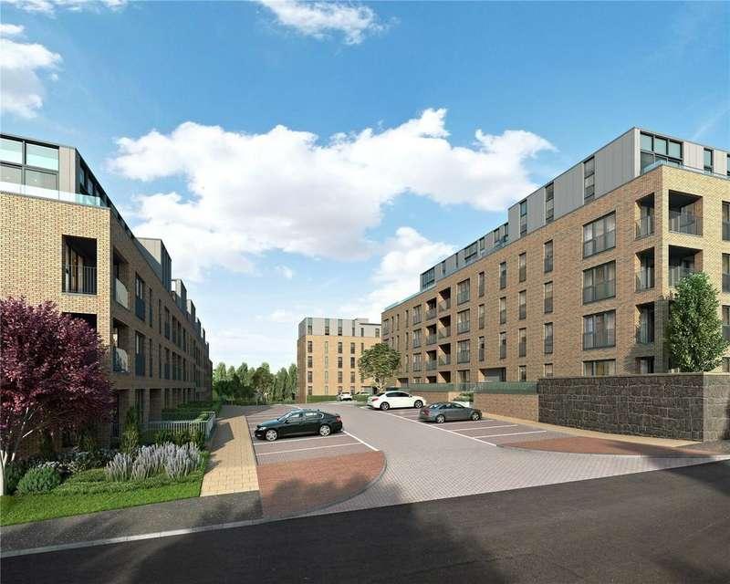 2 Bedrooms Flat for sale in Plot 86 - 21 Mansionhouse Road, Langside, Glasgow, G41