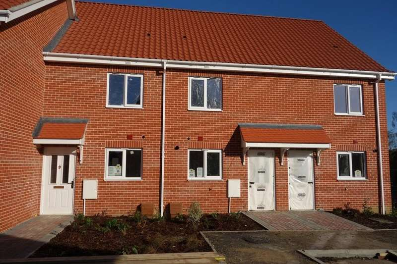 3 Bedrooms Town House for sale in Plot 19 Heritage Green, Kessingland