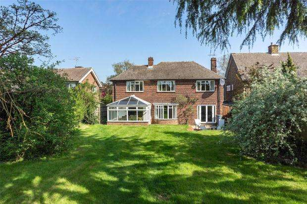 4 Bedrooms Detached House for sale in Wingate Way, Trumpington, Cambridge