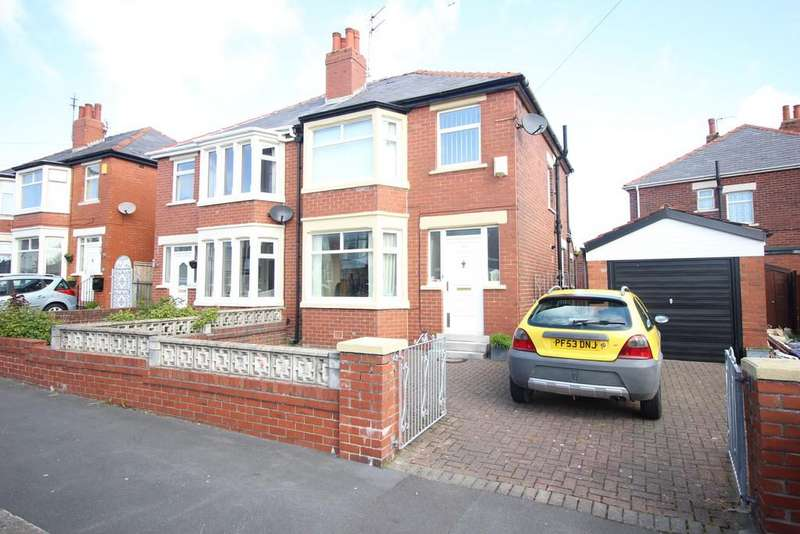3 Bedrooms Semi Detached House for sale in Southbourne Road, Stanley Park