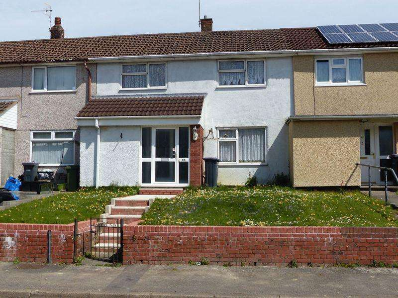 2 Bedrooms Terraced House for sale in Brynhyfryd, Cwmbran